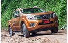 Nissan Navara MY 2015 Thailand Präsentation