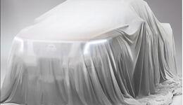 Nissan Navara Pickup 2015 Teaser