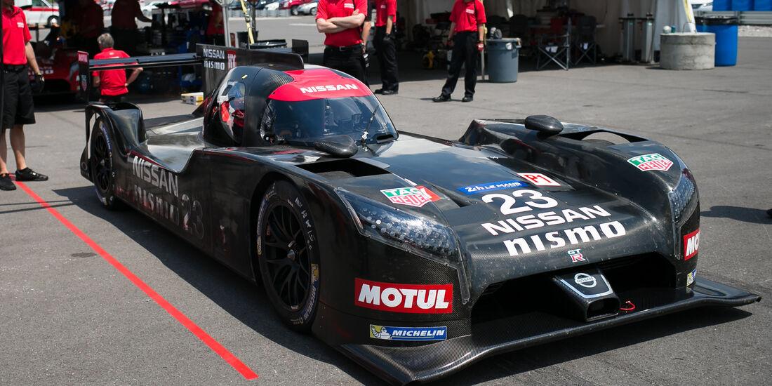 Nissan Nismo - LMP1 - Testfahrten - 2015