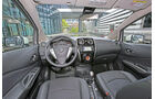 Nissan Note 1.5 dCi, Cockpit