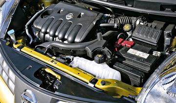 Nissan Note, Motor