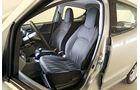 Nissan Pixo, Innenraum, Sitze