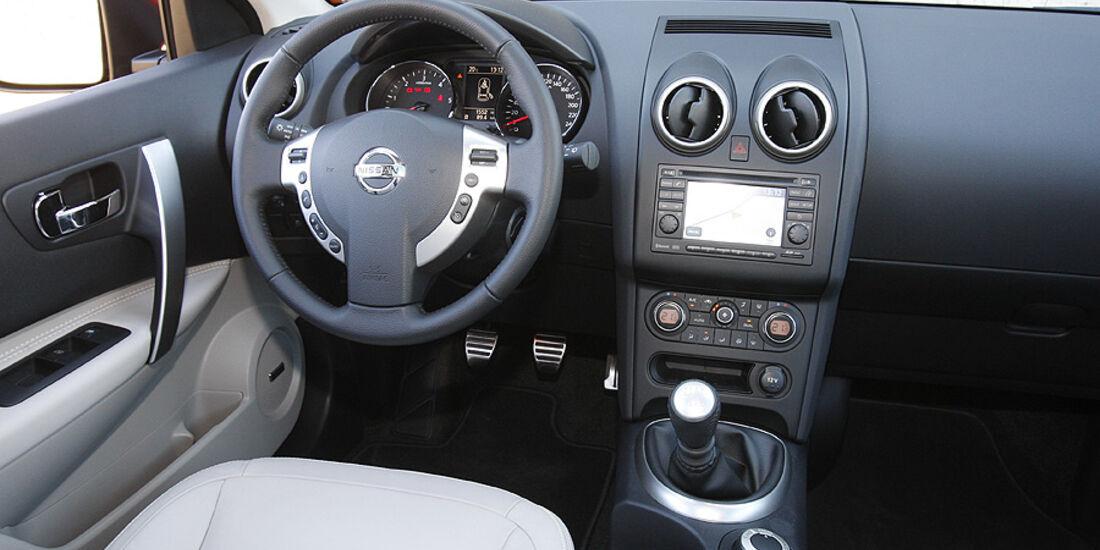 Nissan Qashqai Facelift
