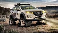 Nissan Rogue Trail Warrior Project