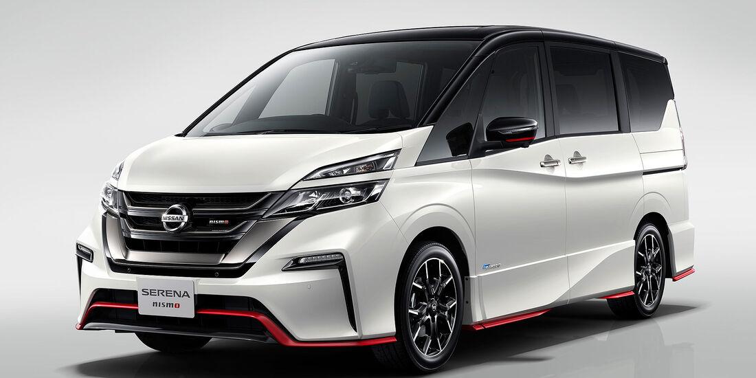 Nissan Serena Nismo Concept