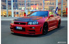 Nissan Skyline R34 GT-R, High Performance Days 2014