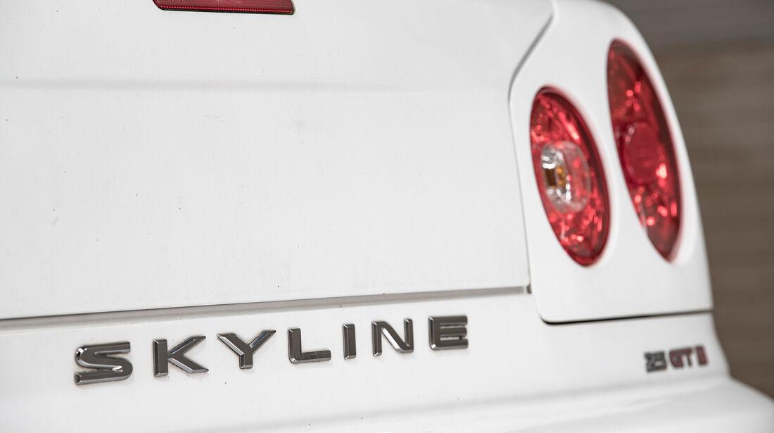 Nissan Skyline, Typenbezeichnung