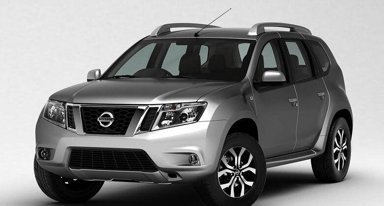 Nissan Terrano Indien