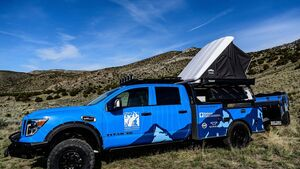 Nissan Ultimate Parks Titan Pickup