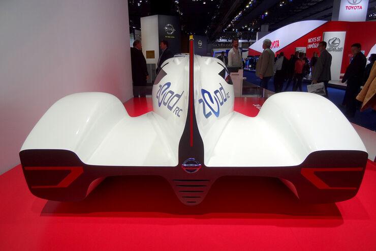 Nissan ZEDO RC - IAA 2013