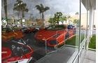 Nobel-Verkäufer, Lamborghini, Austellungsraum