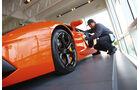 Nobel-Verkäufer, Lamborghini, Seitenansicht