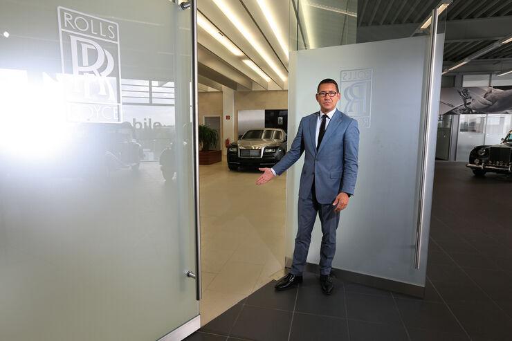 Nobel-Verkäufer, Rolls-Royce, Michael Gleissner