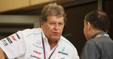 Norbert Haug - Formel 1 - GP Bahrain - 21. April 2012