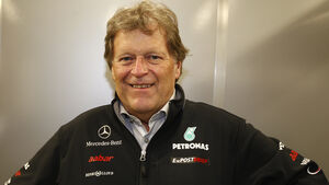 Norbert Haug - Mercedes