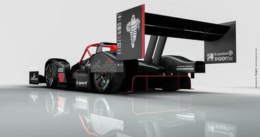 Norma MXX RD Limited - Pikes Peak - Hill Climb - Motorsport
