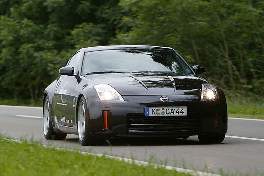Novidem-Nissan 350Z GT-S