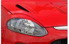 Novitec Fiat Punto Evo Scheinwerfer
