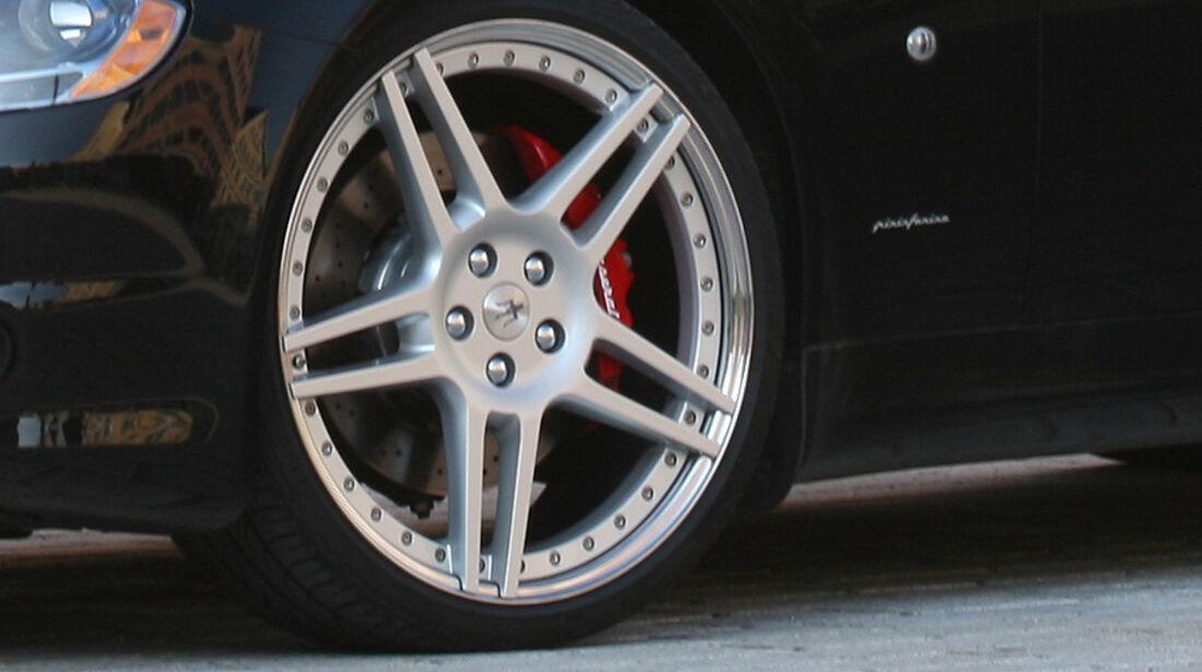 Novitec Tridente Maserati Quattroporte, Felge