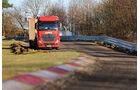Nürburgring Nordschleife - Bauarbeiten 2018