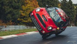 Nürburgring - Nordschleife - Stunt - Rekord - Yue Han - 11/2016