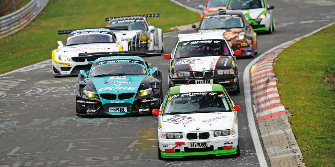 Nürburgring, Rennsituation, BMW Z4
