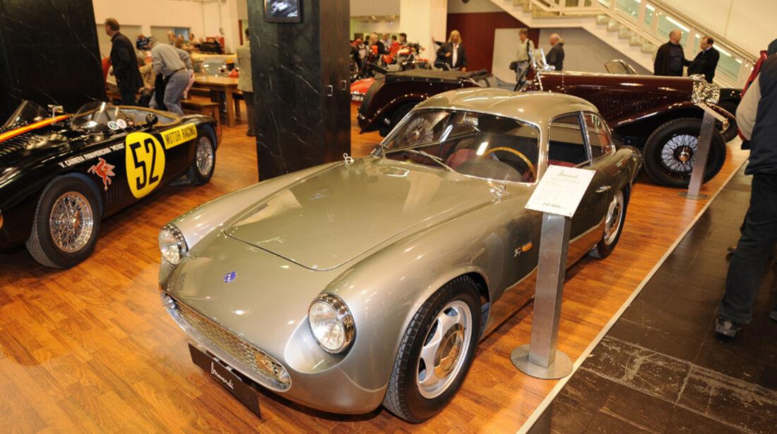 O.S.C.A 1600 GT Berlinetta