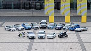 Öko-Fahrzeuge
