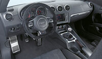 Oettinger-Audi TT RS-R, Cockpit, Lenkrad