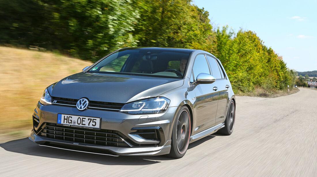 Oettinger-VW Golf R - Tuning - Kompaktwagen - sport auto Award 2019