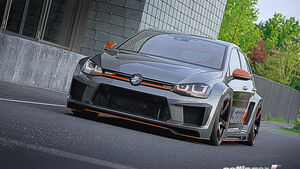 Oettinger VW Golf R500