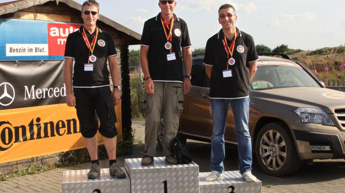 Offroad Challenge 2010, Gewinner Nürburgring
