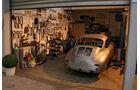 Oldtimer, Garage