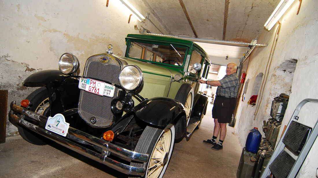 Oldtimermuseum Herbert Schmidt