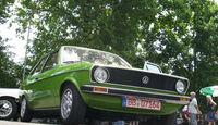 Oldtimertreffen MSC Bittenfeld VW Derby