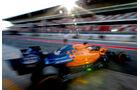 Oliver Turvey - McLaren - Formel 1 - Test - Barcelona - 15. Mai 2019