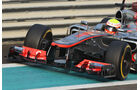 Oliver Turvey - McLaren - Young Drivers Test - Abu Dhabi - 7.11.2012
