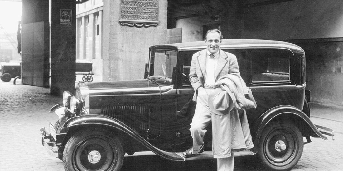 Opel 1,2 Liter, 1932