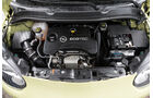 Opel Adam 1.0 DI Turbo, Motor