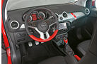 Opel Adam S, Cockpit