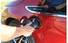 Opel Ampera, Stromanschluss