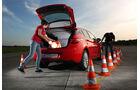 Opel Astra 1.0 Turbo, Heckklappe