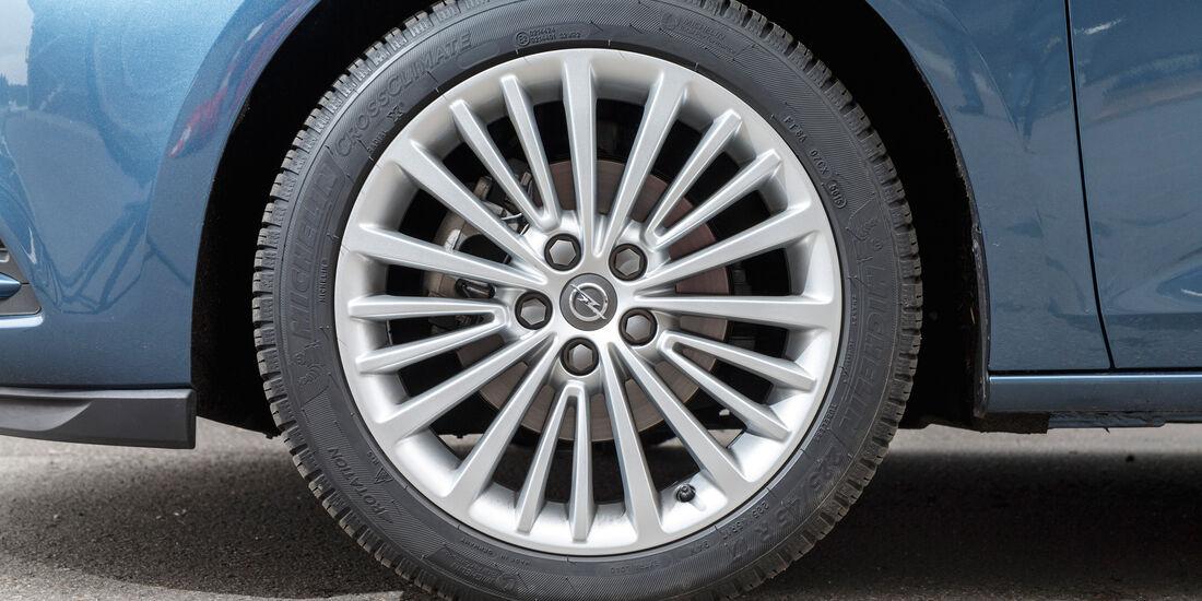 Opel Astra 1.4 DI Turbo, Rad, Felge