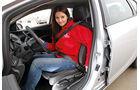 Opel Astra 1.4 Turbo Fun, Fahrersitz