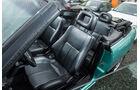 Opel Astra Cabrio 1.6i Bertone Edition, Fahrersitz