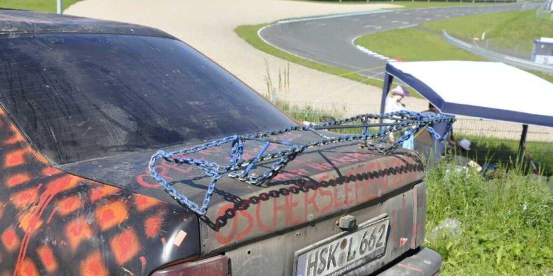 Opel Astra Caravan Seite
