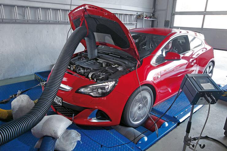 Opel Astra Opc Im Supertest Ein Wahrer Nordschleifen Blitz Auto