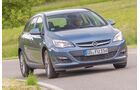 Opel Astra Sports Tourer 1.4 Turbo, Frontansicht