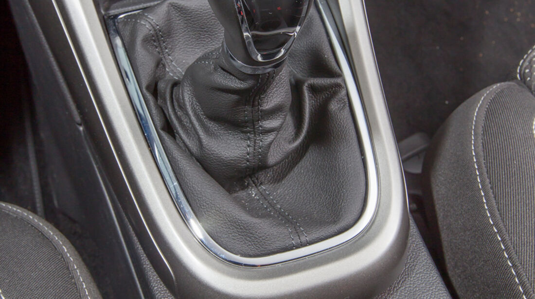 Opel Astra Sports Tourer 1.4 Turbo, Schalthebel