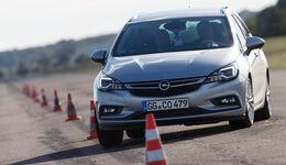Opel Astra Sports Tourer 1.6 CDTI Ecoflex, Frontansicht